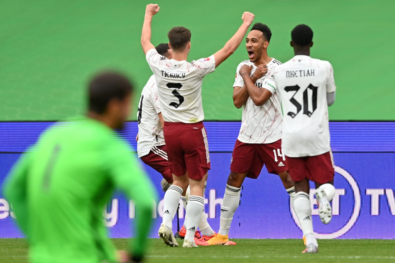 Арсенал - Ливерпуль, 1:1 (5:4). Суперкубок Англии 2020