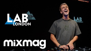 SG LEWIS disco & house set in The Lab LDN