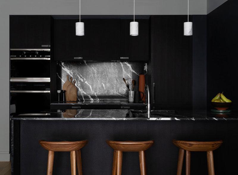 Элегантные современные апартаменты семьи фешн-дизайнера в Лондоне || 01