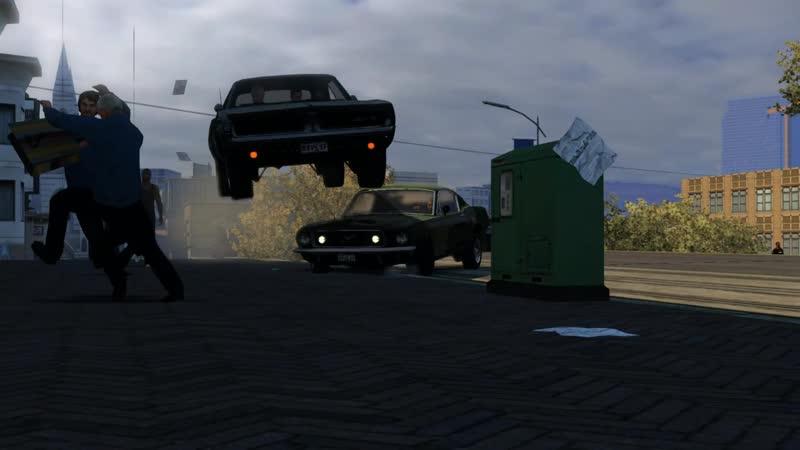 Driver San Francisco Bullitt Version