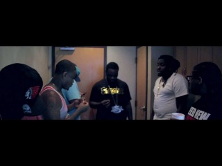 """The Making Of """"A Hunna"""" - Frenchie Ft. Chaz Gotti"""
