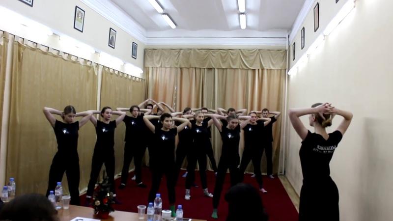 Зачет по сценической речи |1-ый бюджетный курс (Мастерская Б.В. Клюева)