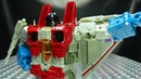 Earthrise Voyager STARSCREAM EmGo's Transformers Reviews N' Stuff