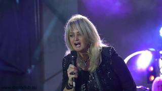 Bonnie Tyler & Band - Live in the Golden City Complex / Russia, Tula Region, 14.07.2018