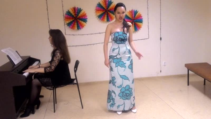 Вальс Джульетты из оп Ш Гуно Ромео и Джульетта Juliet's waltz from op Sh Gounod Romeo et Juliette