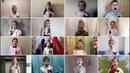 Виртуальный детский хор ДеТвоРа - День Победы.Говорит Москва - читает Ю. Левитан 9 мая 1945 года