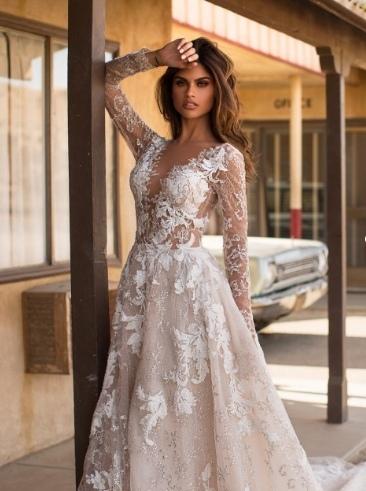 Цены на красивые свадебные платья